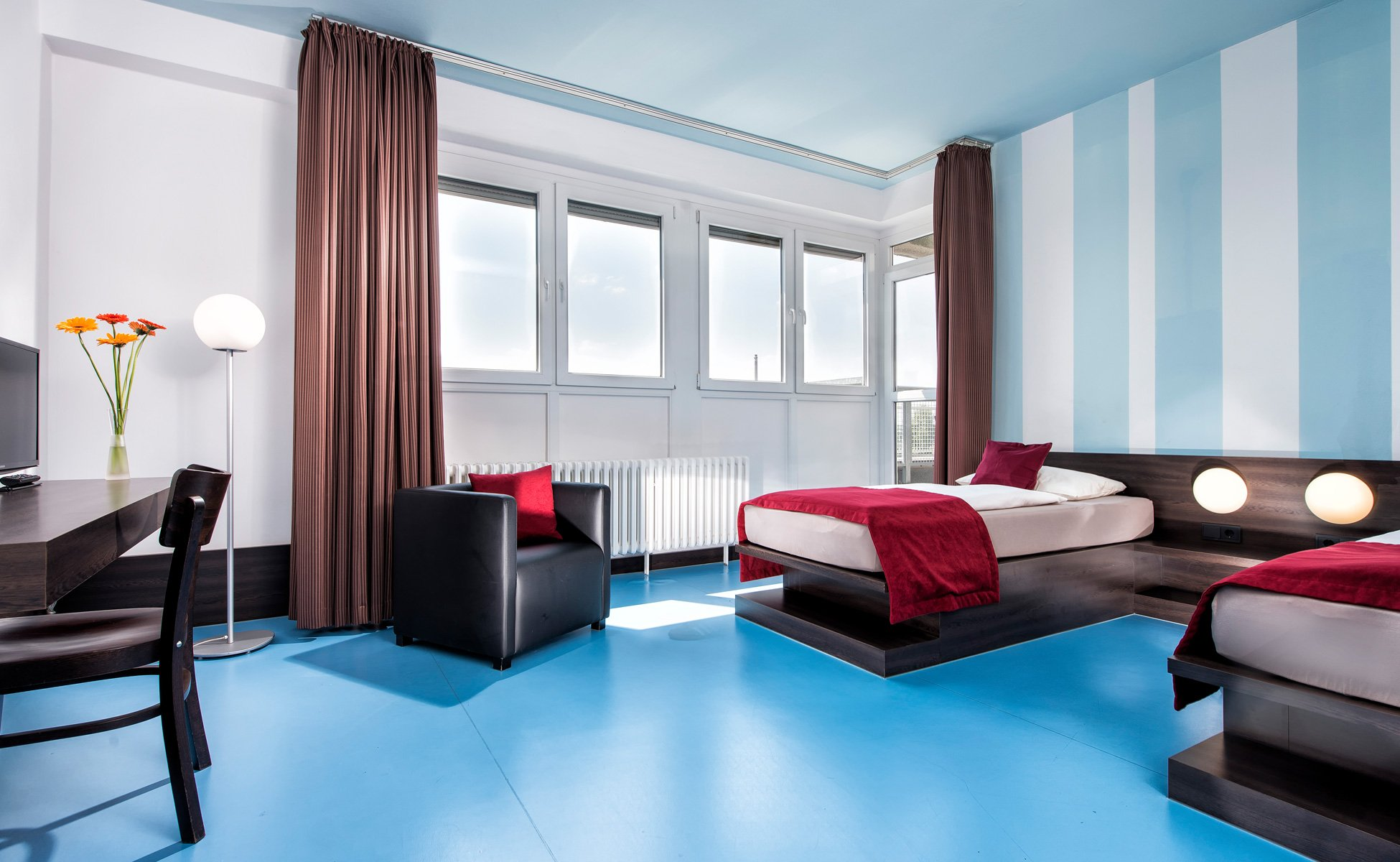 Hotel-Grenzfall Apartment Zugang zur Terrasse
