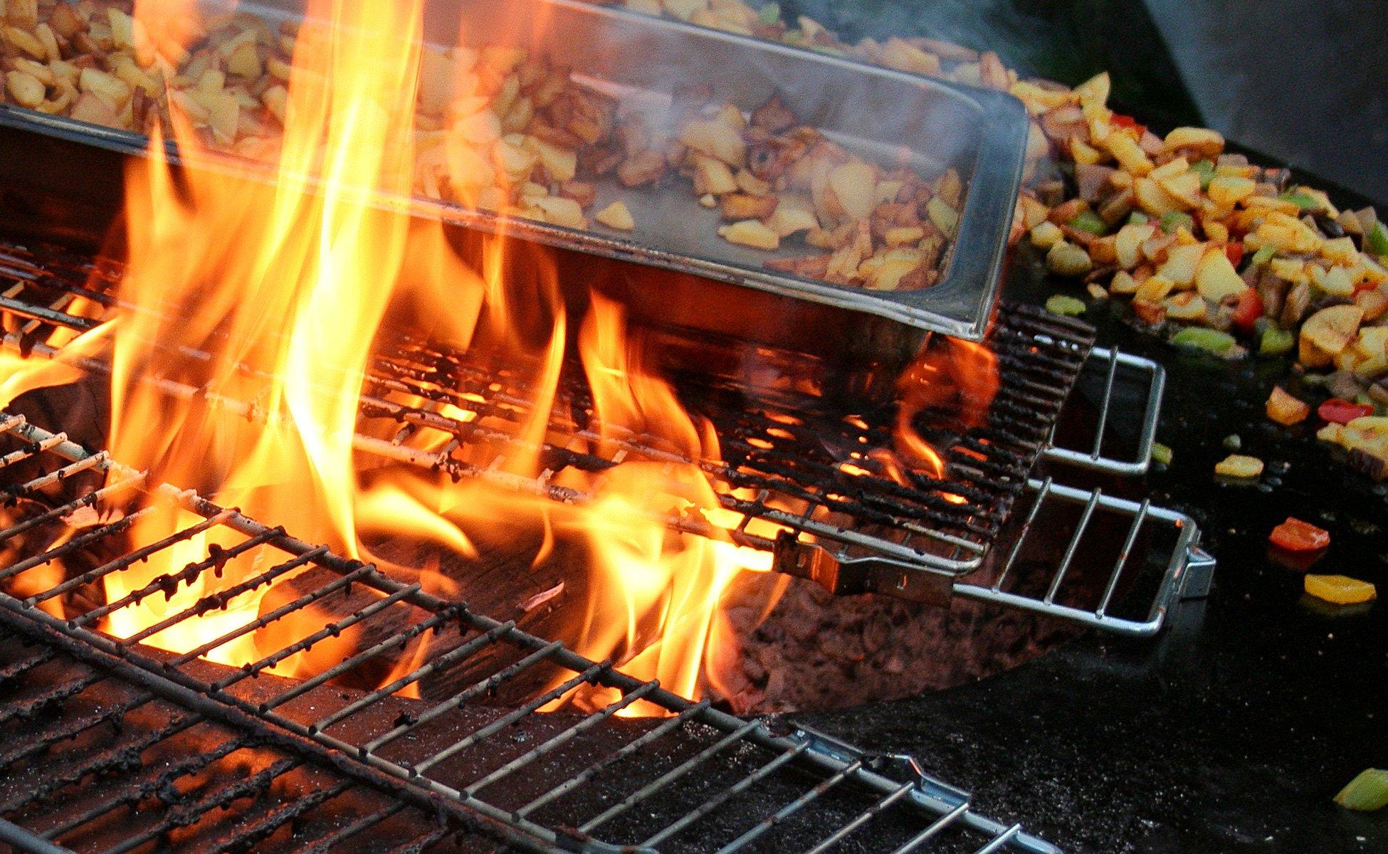 Feuering – leckeres an der offenen Flamme
