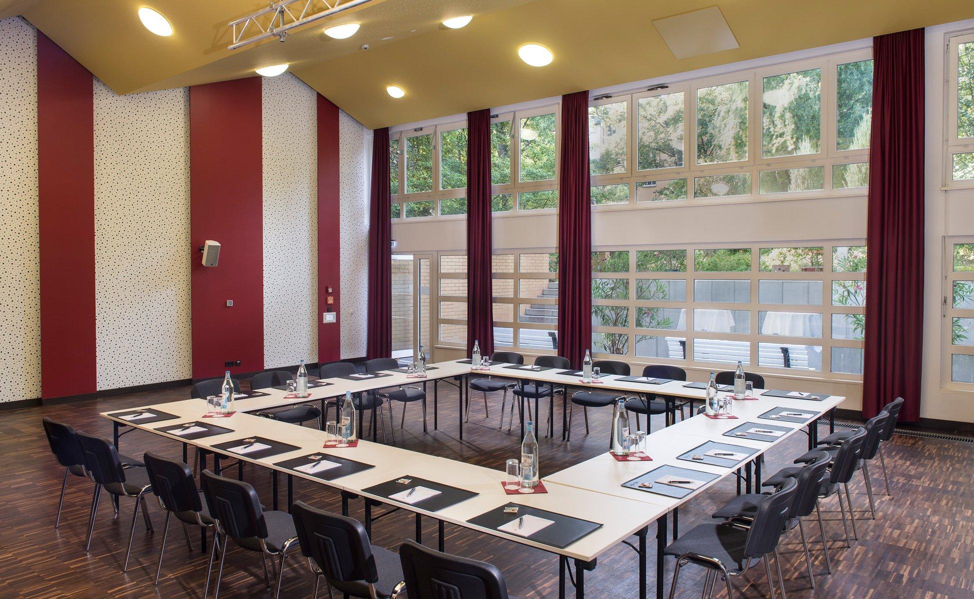Tagungen im Hotel Grenzfall – großer Konferenzsaal