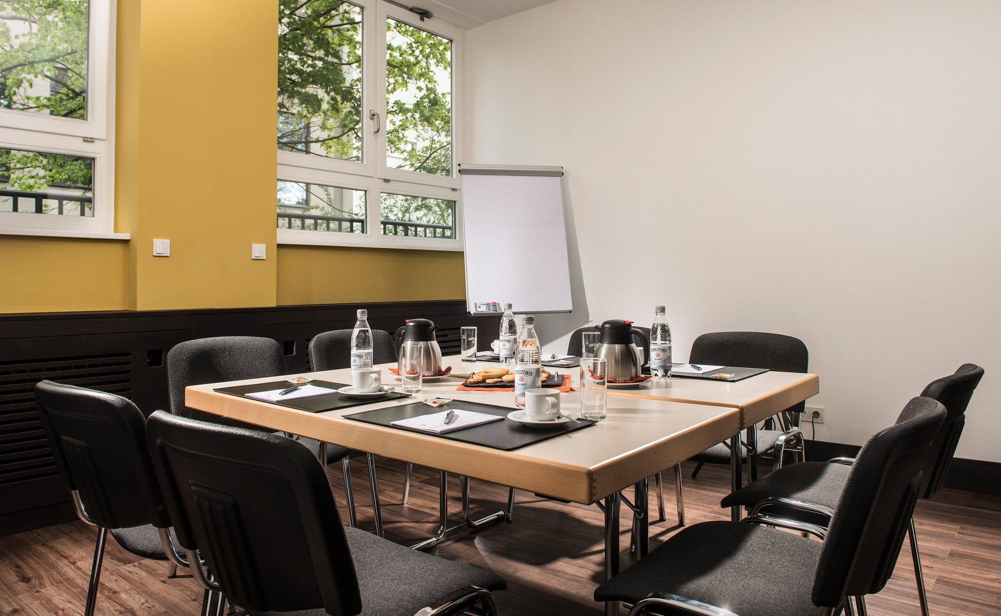 Tagungen im Hotel Grenzfall – kleiner Konferenzraum