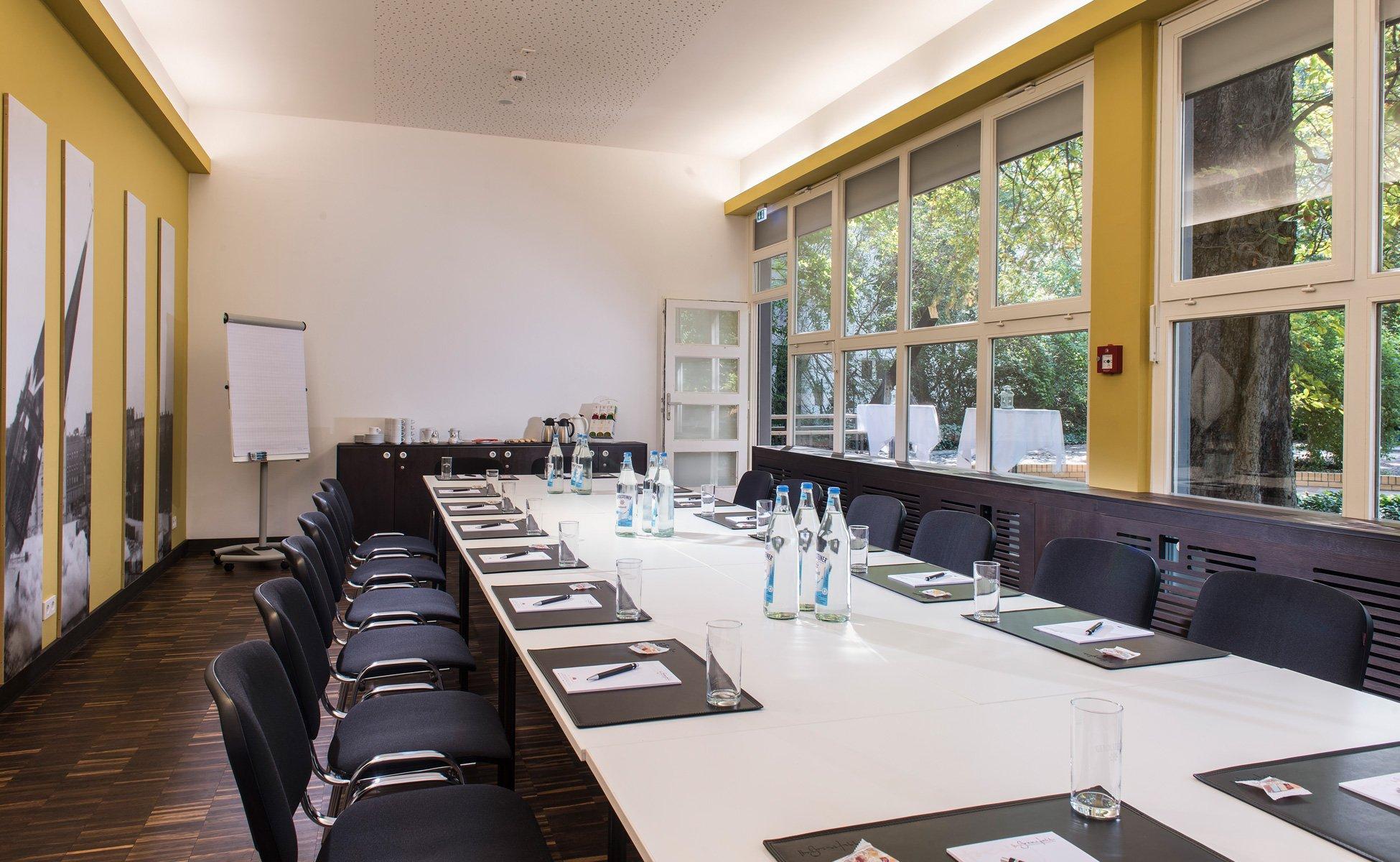 Tagungen im Hotel Grenzfall – mittlerer Konferenzraum