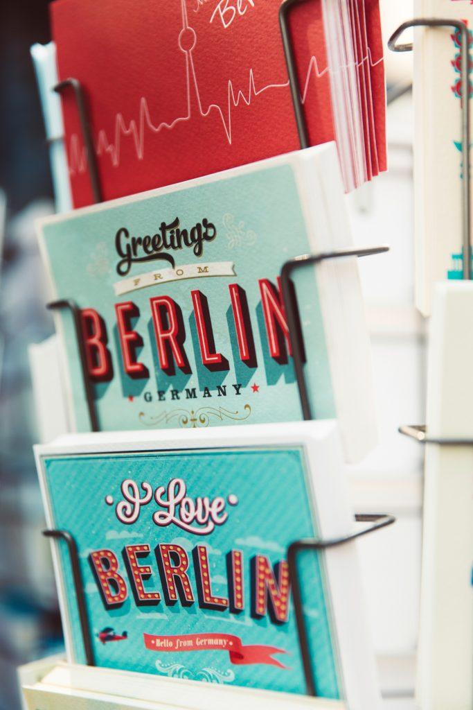 Berlin Berlin!